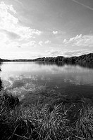 Krauchenwies lake