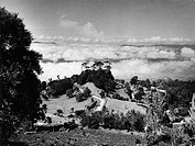 geography / travel, Costa Rica, landscape / landscapes, mountains near Cartago, circa 1960,