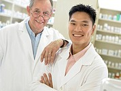 Smiling Pharmacists