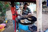 mercato nei pressi del lago awasa, etiopia, africa