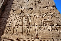 Amun-Re temple, Karnak, Egypt