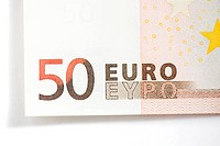 Money _ Euro coins and banknotes