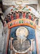 Syrian monastery, Wadi El Natrun, Egypt