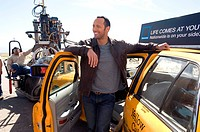 movie, Race to with mountain, USA 2009, director: Andy Fickman, making of: Dwayne The Rock Johnson,