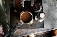 Tamped Espresso Bayonet