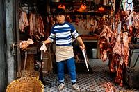Sidewalk Butcher