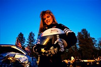 Stock Car Driver at Evergreen Raceway