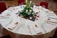 festive banquet