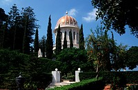 Baha´i Temple and Garden, Haifa