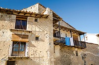 Mirambel mediaeval village, Teruel, Aragon, Spain