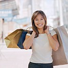 Smiling Shopper