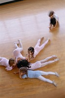 Boy Excluded from Ballet Group