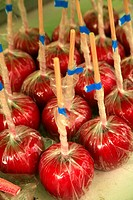 candy apples for sale