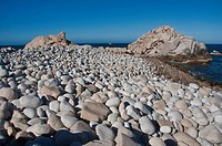 cabo pulmo, national marine park, Baja California, Mexico, landscape, rocks, sea, nature, pebble, stone