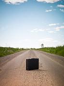 Lonley Briefcase