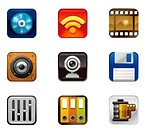 Storage Set Icon