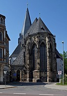Bernburg, Marienkirche