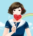 Romantic Girl (thumbnail)