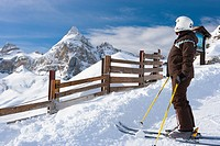 Skiing in Formigal