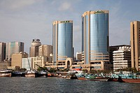 United Arab Emirates, Dubai, Dubai Creek and Commercial Waterfront Offices                                                                            ...