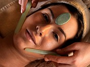 Jade therapy ...