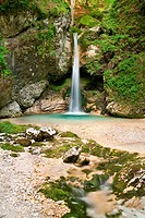 Mystical waterfall I