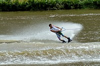 The International Wakeboard and Waterski Federation World Cup 2011 in Kuching, Sarawak, Malaysia