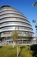 GLA City Hall, London, UK