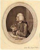 William Hunter 1718_1783, Scottish anatomist and physician. Hunter, together with his brother, John, founded the first school of anatomy in London. Hi...