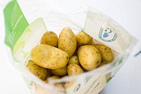 Bag of potatoes