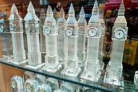 Big Ben Souvenirs in London, England