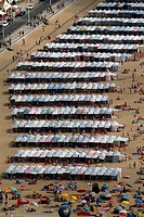 Salgados praia, beach of Nazaré, Nazaré, Leiria, Portugal, Europe