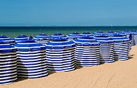 Cabourg, the Belle Epoque seaside resort, Calvados, Basse-Normandie, France