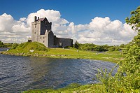 Dunguaire Castle, Kinvara Harbour, Galway, Ireland