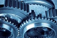 steel gears
