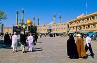 Fatimah´s Mausoleum  Qom  Iran