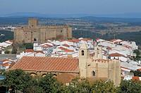 Segura de León Badajoz province Extremadura Spain