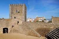 Castle of Monsaraz, Alentejo, Portugal