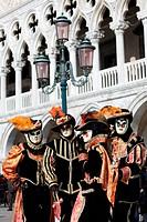 Carnival of Venice / Doge´s Palace