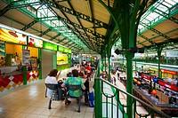 Bulgaria, Europe, Sofia, Central Market Hall, Shopping Centre.