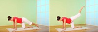 There is a time fŸr everything _ yoga exercise