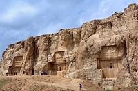 Naqsh_e Rustam, Fars province, Iran