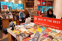 Strand Famous Bookstore on 828 Broadway, Manhattan New York City