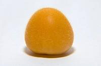 brasilian suede peach