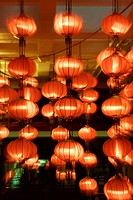 the high hanging lanterns