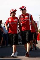 Felipe Massa, Jules Bianchi, Formula One, Canadian Grand Prix, Montreal, Canada