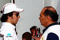 Sergio Pérez, Autograph Session, Formula One, Canadian Grand Prix, Montreal, Canada