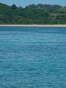 scenery in Fiji Islands