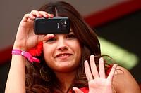 Girl, Formula One, European Grand Prix, Valencia, Spain