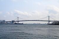 A famous bridge in Japan